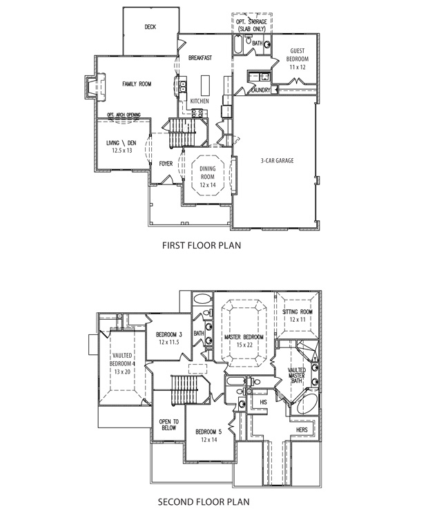 Castle home builder live the dream aspen porch for Aspen homes floor plans